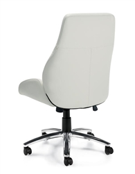 White Boardroom Chair at OfficeAnything.com