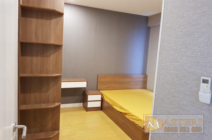 bán căn hộ Masteri 86m2 - 3 phòng ngủ nội thất có sẵn