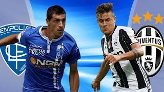 Serie A Empoli Juventus 0-3 video gol Paolino