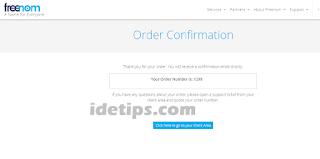 Cara mudah perpanjang domain Gratis di freenom.com