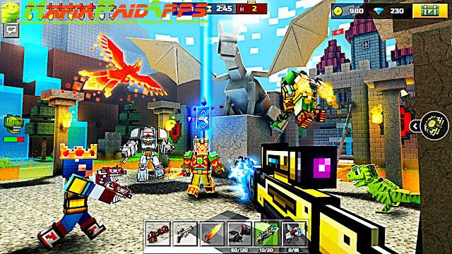 Pixel Gun 3D (Pocket Edition) Apk MafiaPaidApps