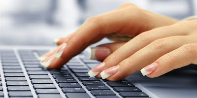 Freelance typing data entry to earn money online from home