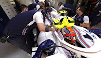 Robert Kubica Williams F1 Barcelona testy