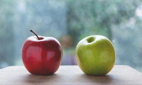 Buah apel bermanfaat untuk menguatkan jantung yang lemah