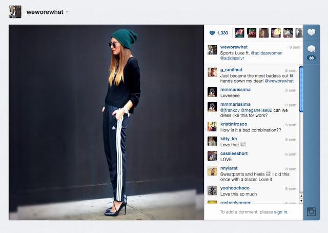 Danielle-we-wore-what-Chándal-con-tacones-el-blog-de-patricia-sí-o-no-calzado-zapatos-shoes-calzature-chaussures