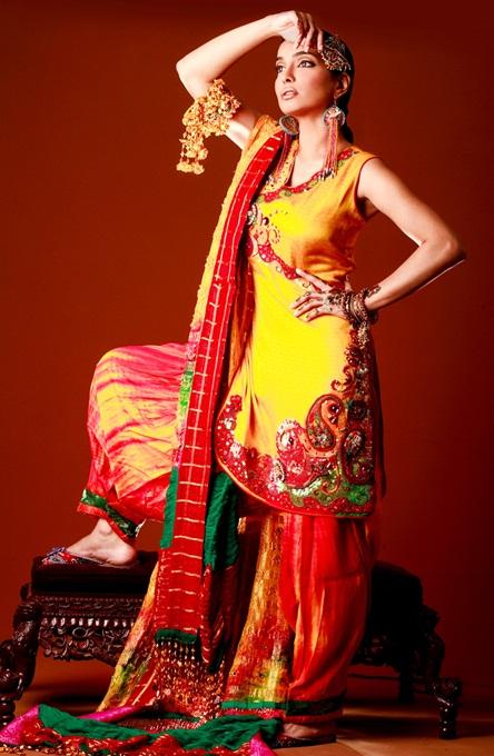 Dresses New Patiala Salwar Designs