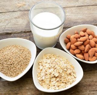 Yuk Pilah-pilih Susu Nabati Yang Sangat Sehat, Rasa Almond atau Mete?