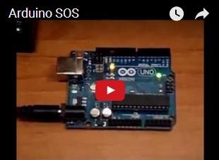 Arduino SOS