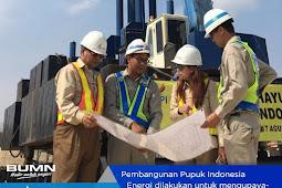 Lowongan Kerja PT PUPUK INDONESIA Untuk Tamatan SMA/SMK 2017,