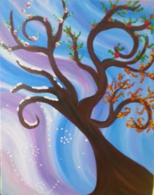acrylic painting ideas