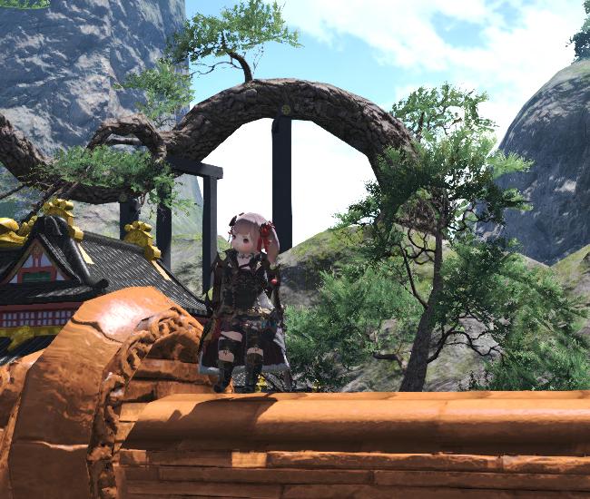 x  ShinoGETTO ~ Ocarina - FFXIV Cactuar land!