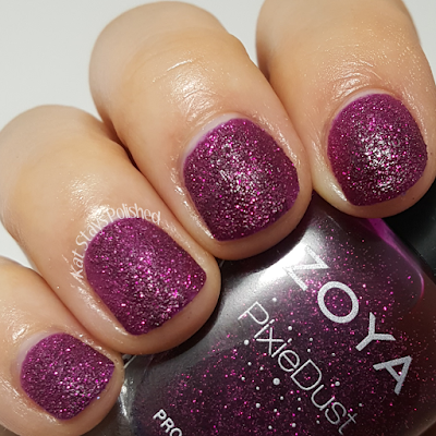 Zoya Enchanted Holiday 2016 - Lorna | Kat Stays Polished