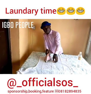 OFFICIALSOS - LAUNDARY TIME