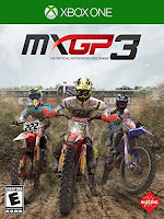 MXGP3: The Official Motocross Videogame Cover Xbox One