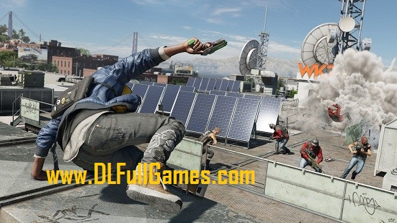 Watch Dogs 2 Crack for PC Free Download - CPY GAMES