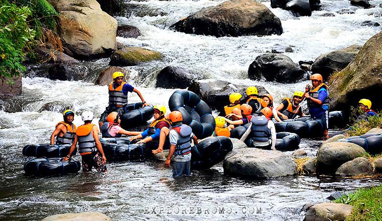 river tubing amprong