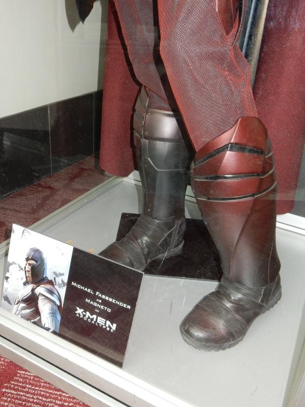 X-Men Apocalypse Magneto boots