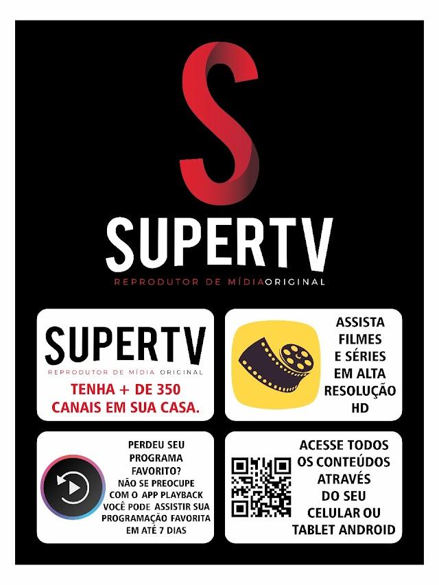 SUPERTV, TRAZENDO NOVIDADE IPTV PARA A COPA DA RUSSIA - 17/04/2018