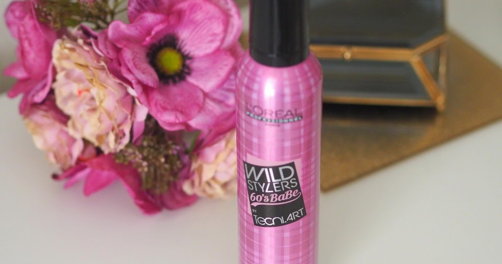 L Oreal Professional Rebel Push Up Review Lovely Girlie Bits Best Irish Beauty Blog Image