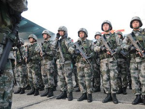 As China aims for 'world-class army', Asia starts to worry