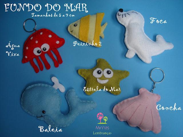fundo-do-mar-lembrancinha-feltro