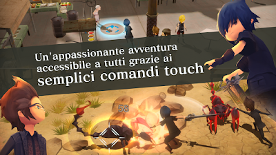 Download FF IV Pocket Edition gioco per smartphone Android