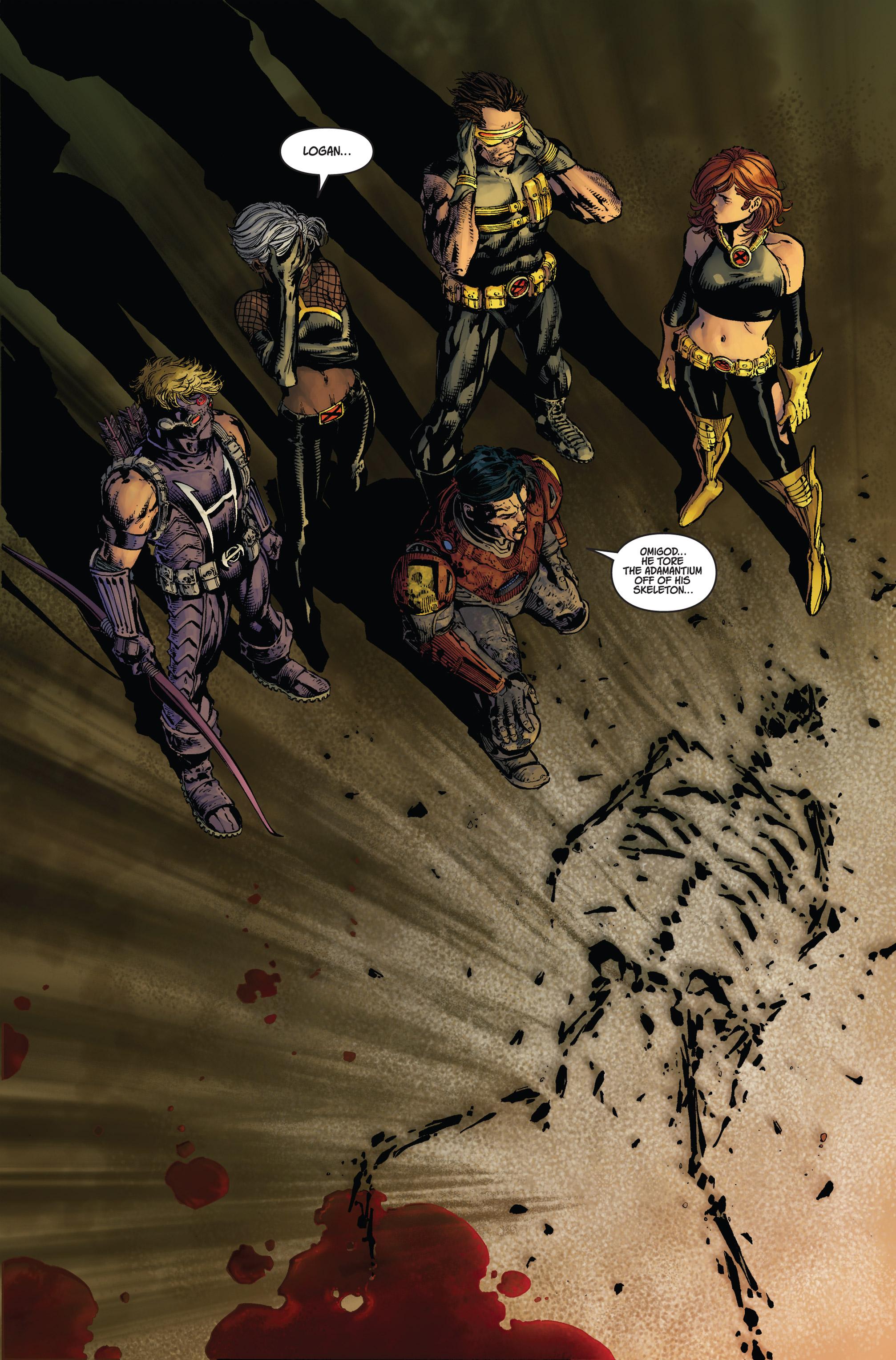 Read online Ultimatum comic -  Issue # _TPB - 101