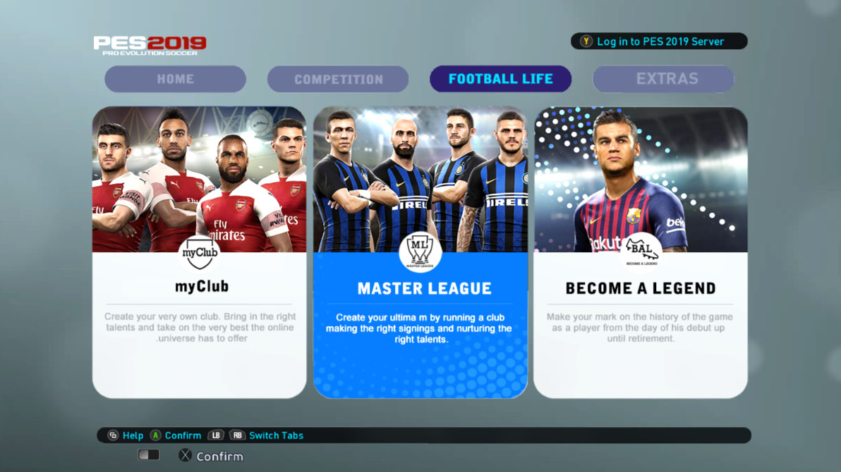 ultigamerz: PES 2018 PS3 PS4 XBOX PS2