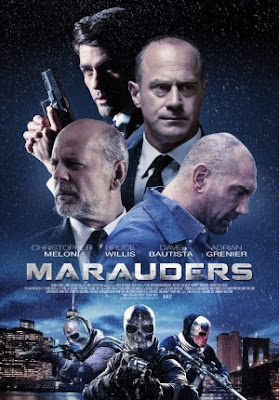 Trailer Film Marauders 2016