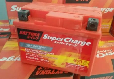 aki motor Daytona Supercharge
