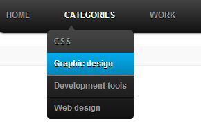 Navigasi Menu Responsive plus Drop-Down & Media Sosial