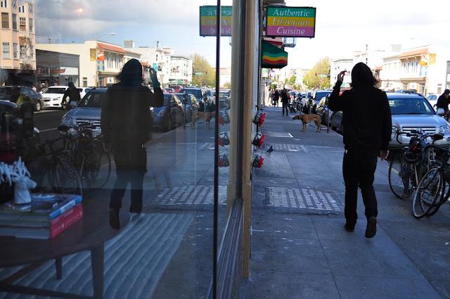 street photography san francisco gig walk