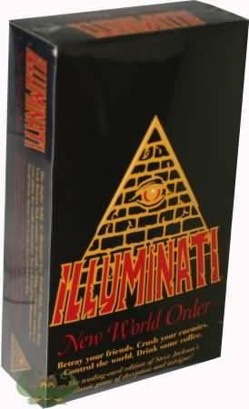 Illuminati, el juego de mesa de 1995 que predice el futuro