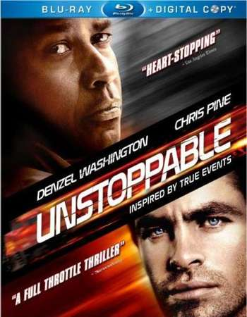 Unstoppable 2010 Dual Audio 300MB BRRip 480p