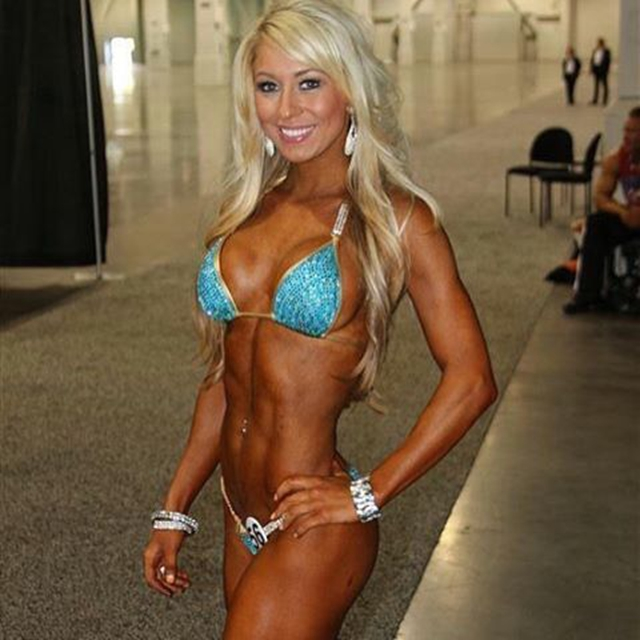 Ifbb Pro Candice Perfect photos