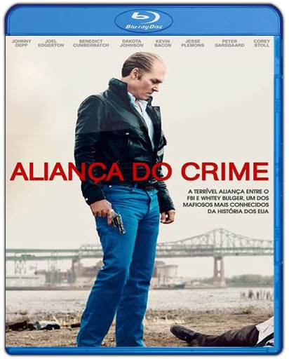 Baixar Aliança do Crime AVI Dual Áudio BDRip Torrent