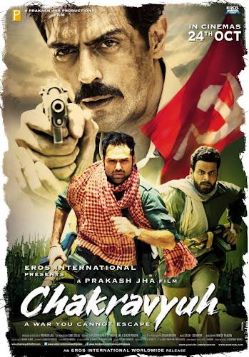 Chakravyuh (2012) Movie Poster