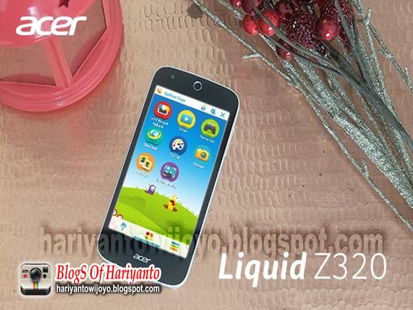 Smartphone Acer Liquid Z320 Pas Untuk Anak Mewujudkan Impian Orang