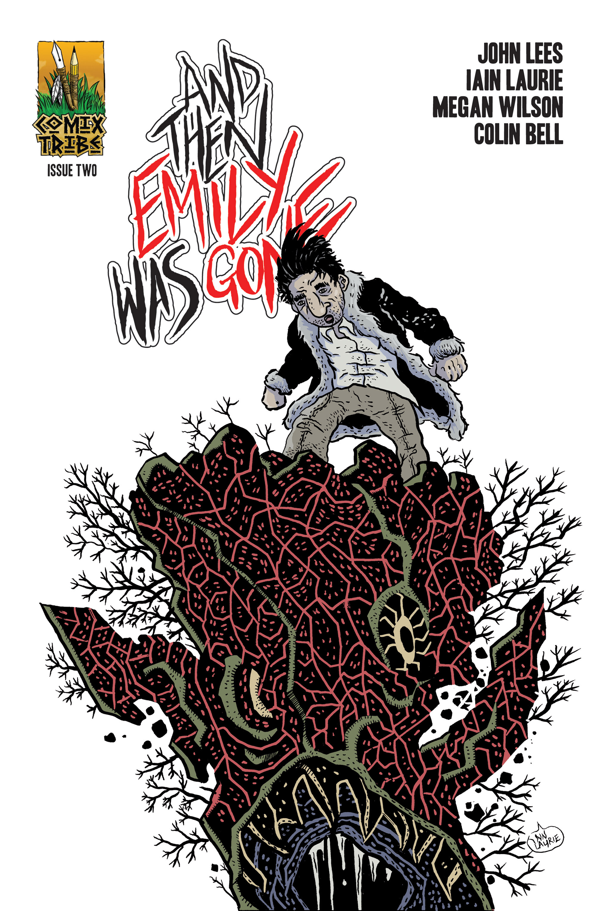 Read online And Then Emily Was Gone comic -  Issue #2 - 2
