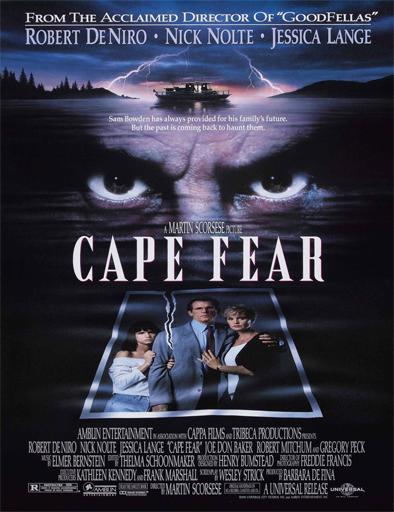 Ver El cabo del miedo (Cape Fear) (1991) Online