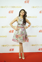 Pranitha Subash in lovely Flower Print Sleeveless Short dress ~  Exclusive 027.JPG