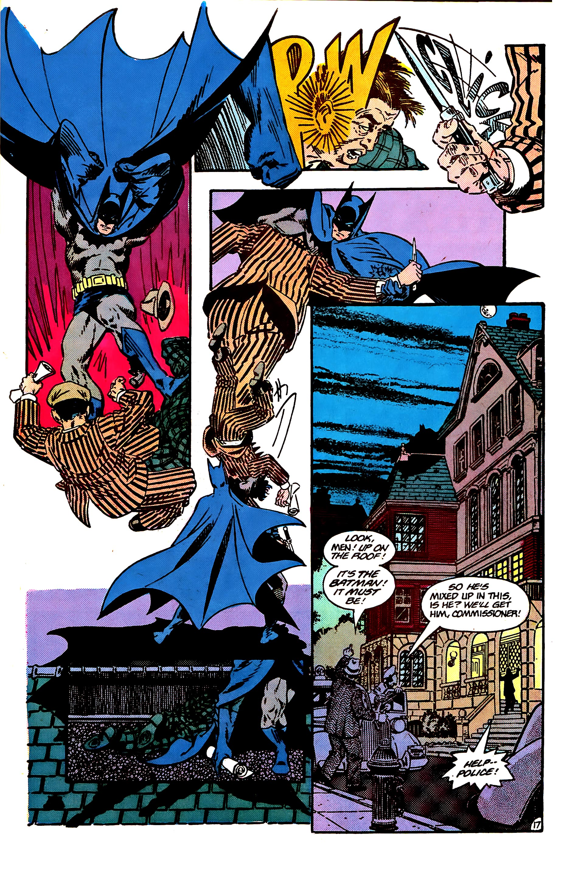 Read online Secret Origins (1986) comic -  Issue #6 - 19