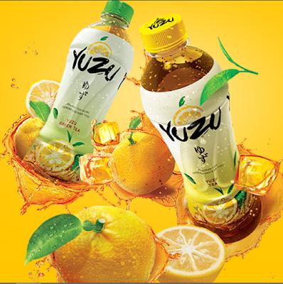 Minuman Yuzu Sehat Dari Buah Citrus Jepang