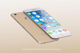 Apple Akan Luncurkan Iphone 7, Manjakan Penggemar Selfie