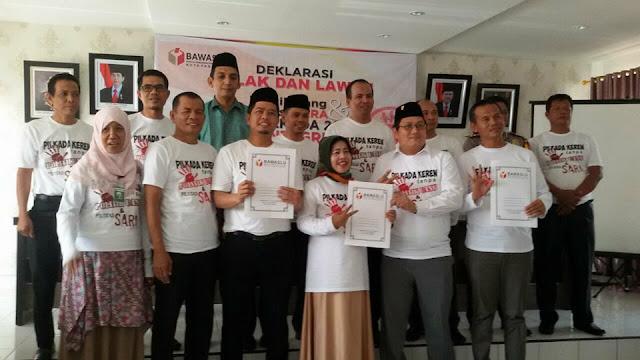 Polres Pariaman Jamin Pengamanan Kampanye Paslon