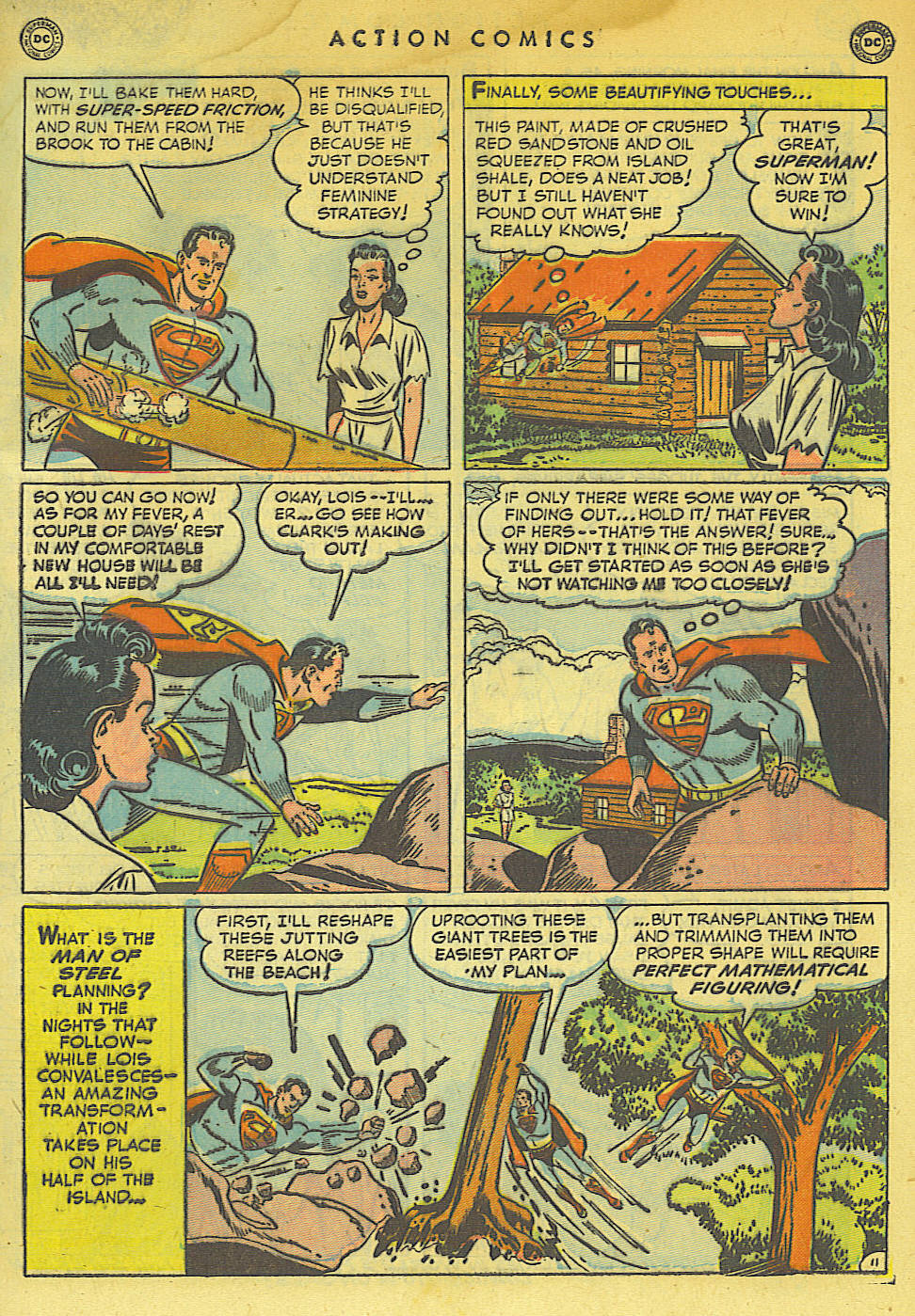 Action Comics (1938) 154 Page 12