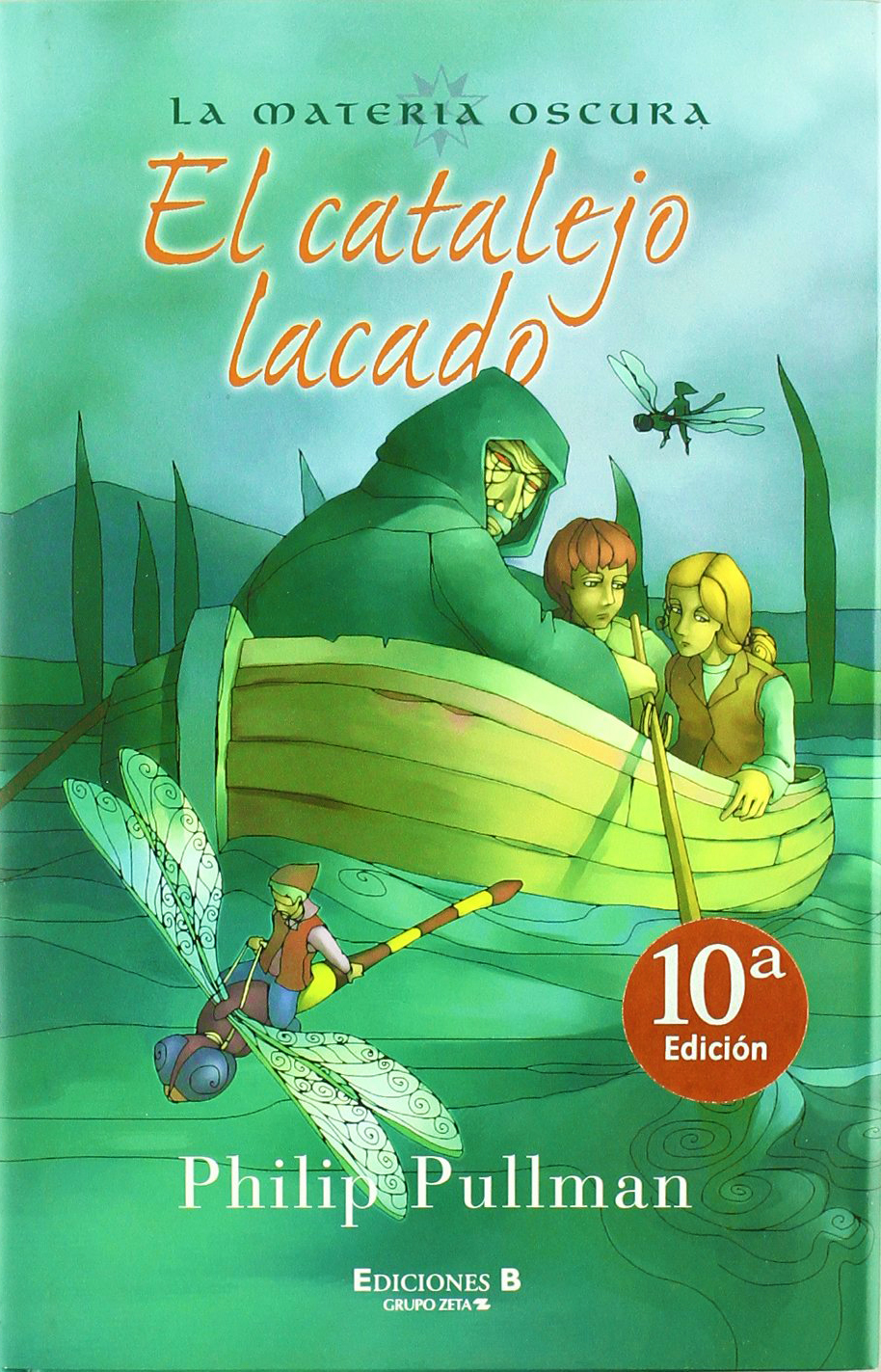 el catalejo lacado libro
