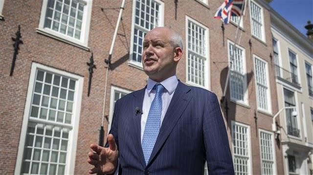 'Reckless' Russia violated chemical arms ban: UK diplomat Peter Wilson