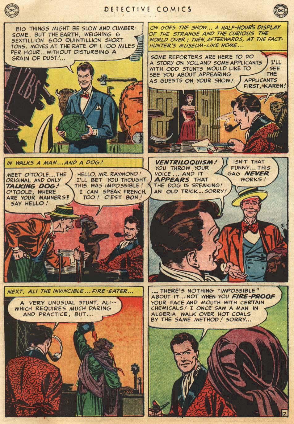 Detective Comics (1937) 155 Page 16