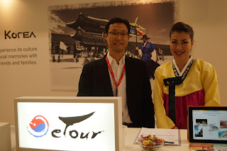 Attended to ITB 2013(Korea E Tour)